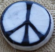 1st peace badge