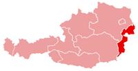 Karte oesterreich burgenland