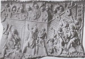 RomansoldiersvsDacianwarriors