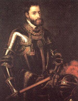 Charles V Emperor