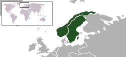 United Kingdoms of Sweden and Norway