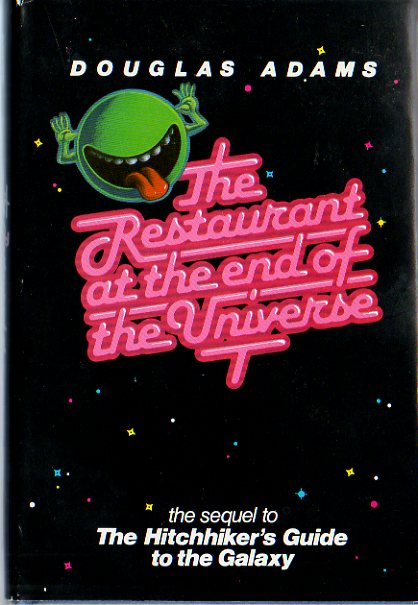 Image result for the restaurant at the end of the universe