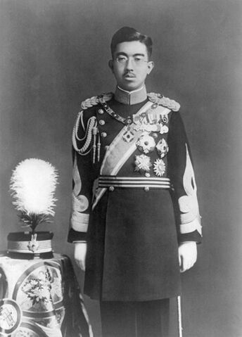 File:Hirohito in dress uniform.jpg