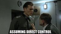 Hitler Assuming Direct Control