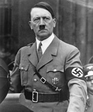 Real Adolf Hitler