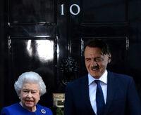 British Prime Minister Hitler