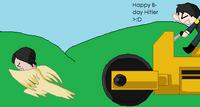Happy Birthday Hitler from Fegelein XD