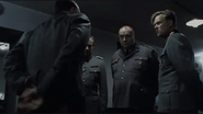 Hitler Phone Scene Hitler gets up