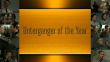 Unterganger of the Year