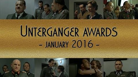 Unterganger Awards - January 2016
