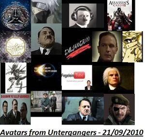 Avatars from Untergangers - 21 09 2010