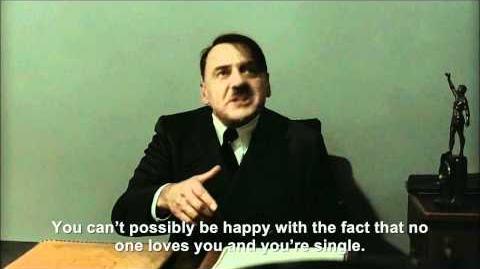 Hitler is informed it's Valentine's Day