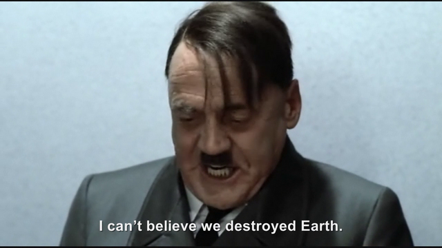 File:Hitler buys the Death Star and accidently destroys Earth.png