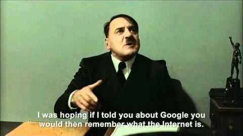 "Hitler is asked ""What is the Internet?"""