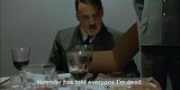 """Hitler's """"Hitler is dead"""" problem"""