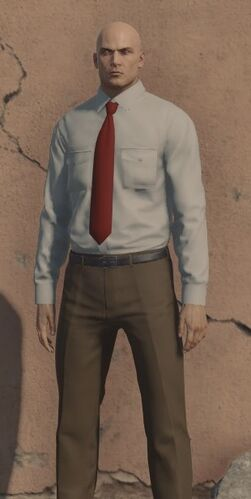 Consulate Intern (outfit)