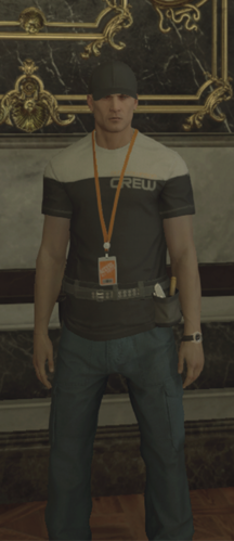 Event Crew (outfit)