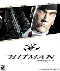 Hitman Codename 47 cover.jpg