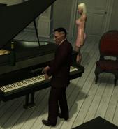 Till death piano