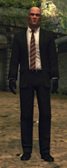 Suit in Blood Money