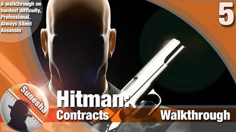 Hitman- Contracts - Mission 5