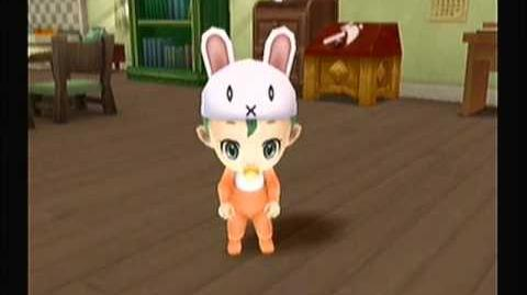 "Harvest Moon Animal Parade ""Alyxis Starts Walking!"""