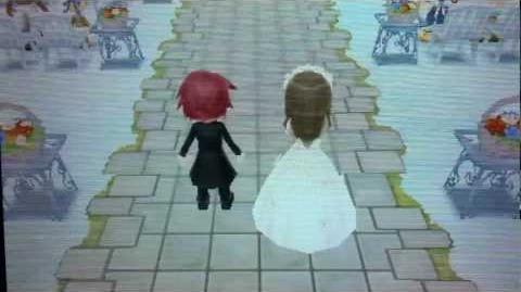 牧場物語はじまりの大地 アレン結婚イベント