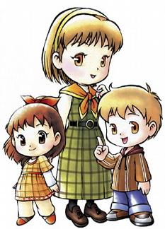 Lumina's family