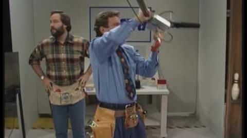 """""""Home Improvement"""" Tim Taylor Accident Compilation"""