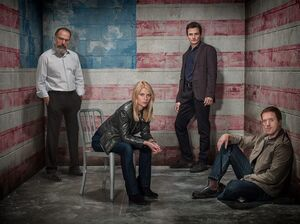 Homeland Season 3 Cast Promo