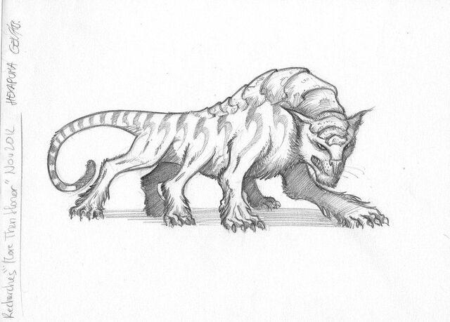 File:Hexapuma sketch by Genkis.jpg