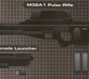 M32 Pulse Rifle