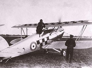 HawkerFury43sqn
