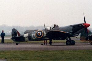 Supermarine Spitfire 1985