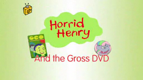 horrid henry and the gross dvd horrid henry wiki