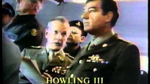 Howling III The Marsupials (1987) - Trailer