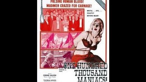 Two Thousand Maniacs! (1964) - Full Movie , classic exploitation