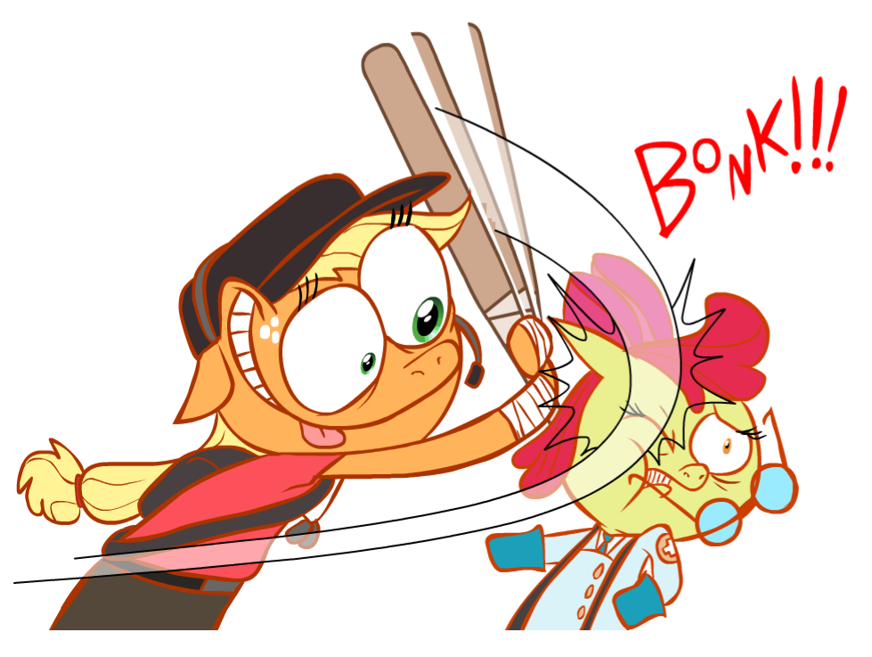 Pony Mov Apple Jack