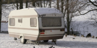 Tante Berits campingvogn