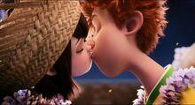 Kiss Finally