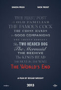 The World's End promo