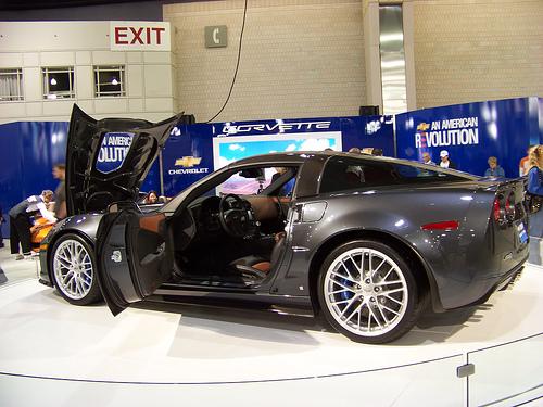 File:2009 Chevrolet ZR1Corvette ZR1