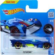 Futurismo package front