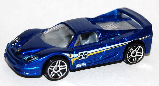 File:Ferrari F50 Challenge Blue.jpg