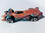 Prince Kabala Race Car side