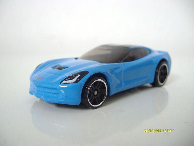 File:Corvette stingray 2014 blue.JPG