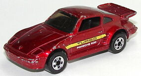 Porsche 930 MtRed