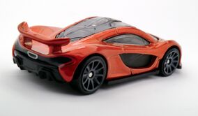 McLaren P1-2015 233 nm