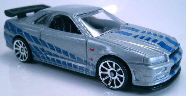File:Nissan Skyline GT-R R34 fast furiuos 2013.JPG