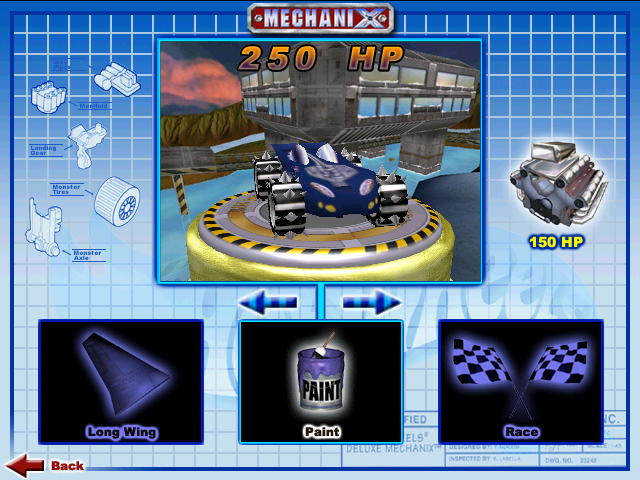 File:Splittin' Image II was Playable in Hot Wheels Mechanix PC 1994 First Edition Hot Wheels.PNG